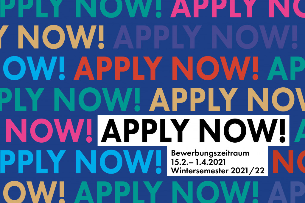 Apply Now 2021 neu